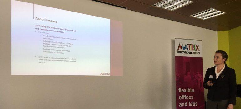 Panaxea hosts MedtechMeeting in Amsterdam