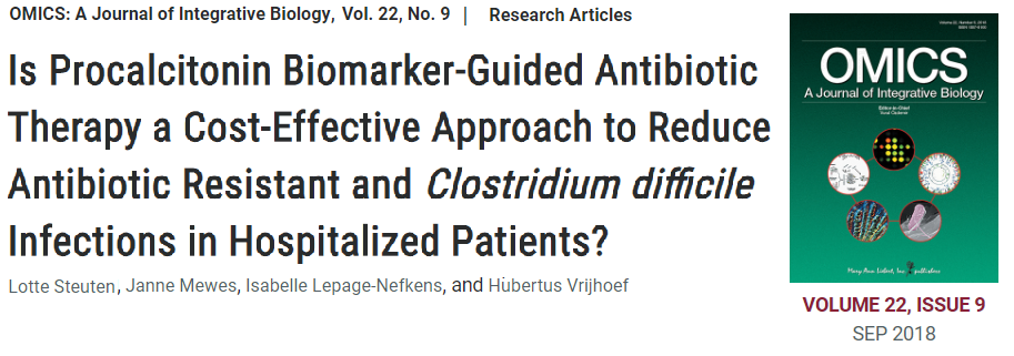 Cost-effectiveness PCT guided therapy in reduction AB resistance