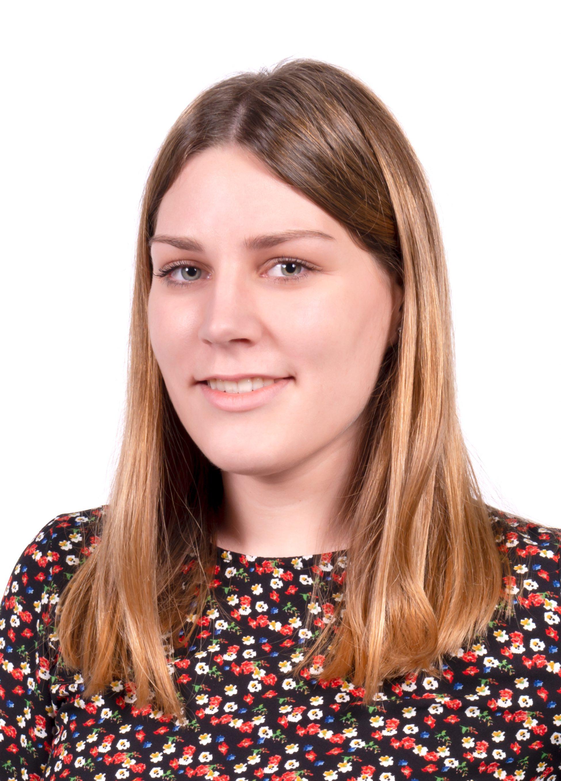 Sara Tončinić, BSc Graduate Research Intern